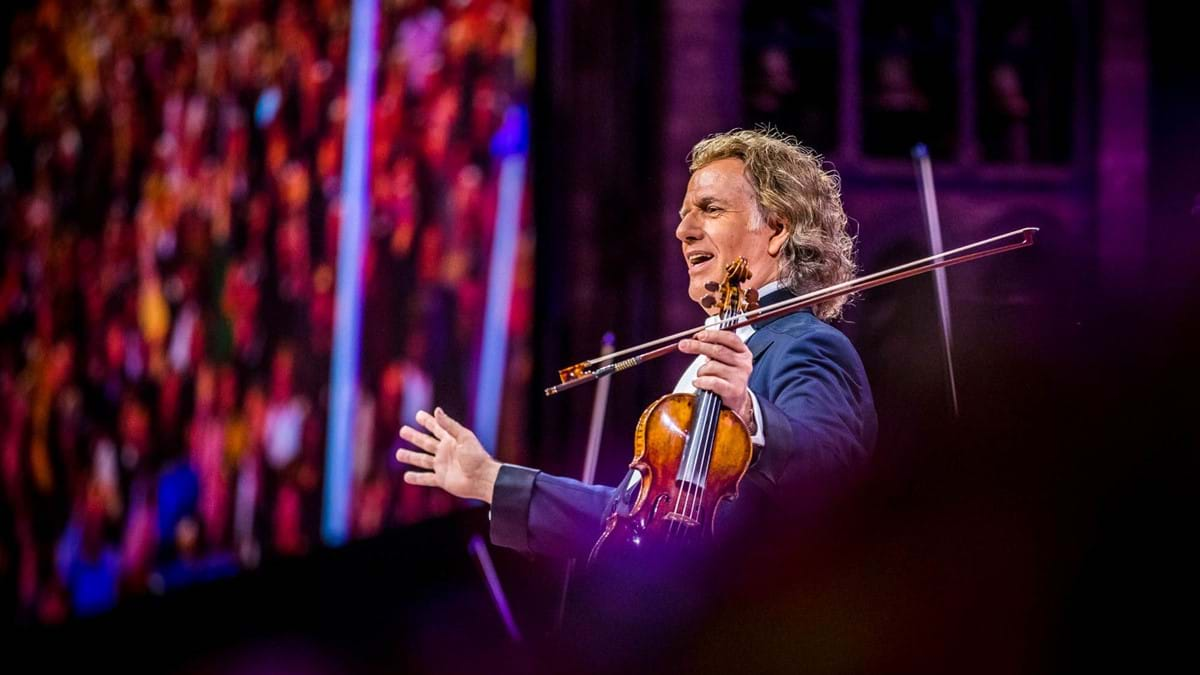 Andre Rieu In Maastricht With Flights Newmarket Holidays